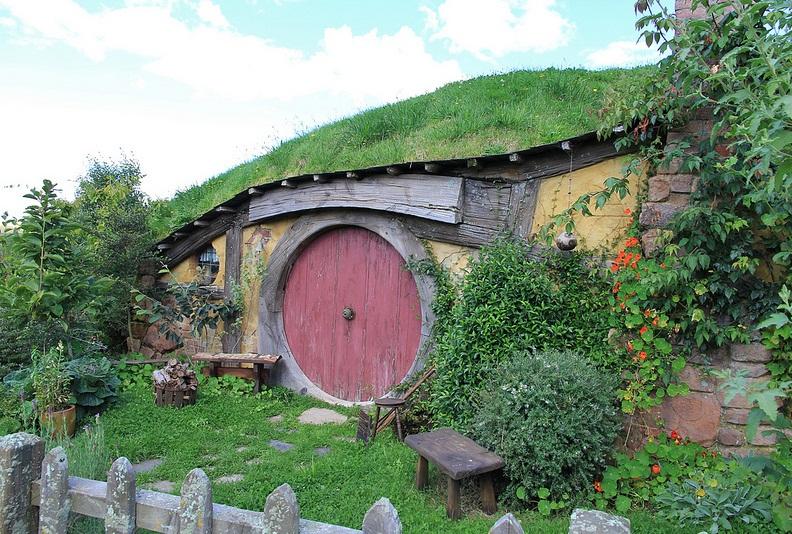 Otra casa de los hobbits viajes y vacaciones - La casa de los hobbits ...